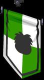 Green Banner sprite 007