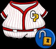 Red Baseball Uniform unlockable icon