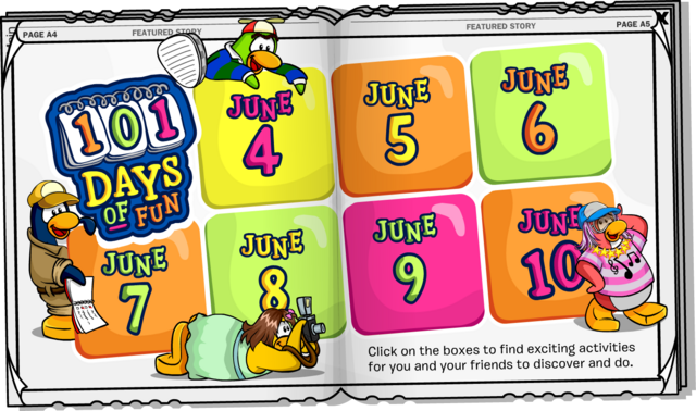 File:Newspaper Issue 190 101 Days of Fun.png