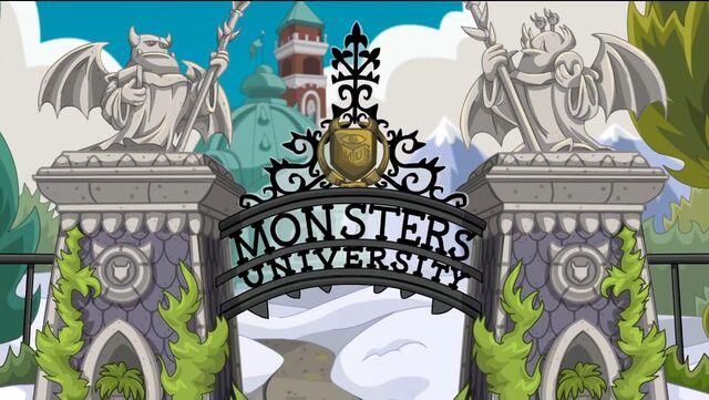 File:Monsters University Entryway.jpg