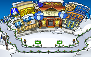 Penguin Games Plaza
