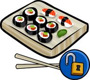 Sushi Combo unlockable icon (Sushi Combo R)
