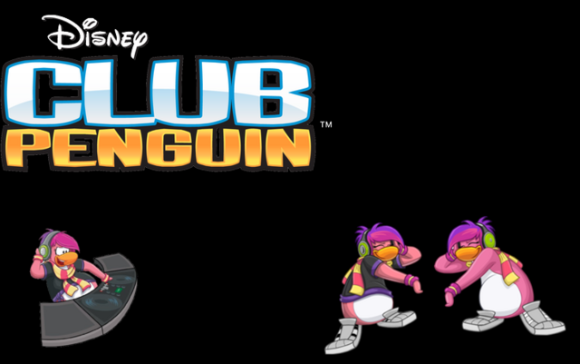 File:Club Penguin Wallpaper.png