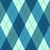 Fabric Argyle Blue icon