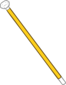Gold Cane
