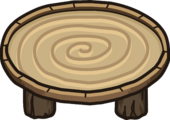 Wood Ring Table icon