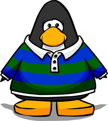 File:Green Striped Rugby Shirt PC.PNG