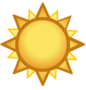 CPNext Emoticon - Sun