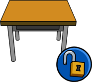 Classroom Desk unlockable icon