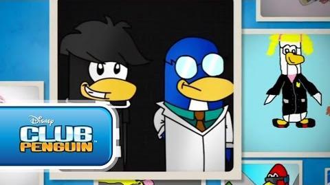 Featured Fan Art June 2015 - Disney Club Penguin