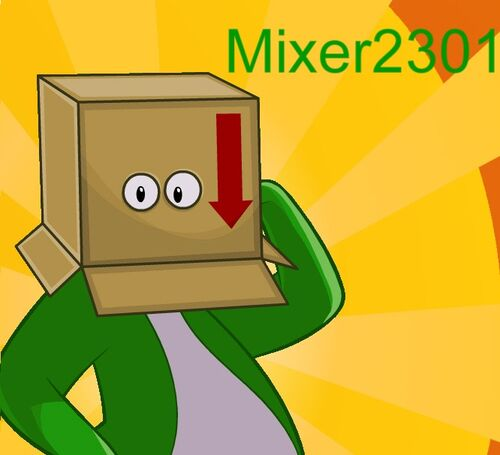 Mixer2301 icon!