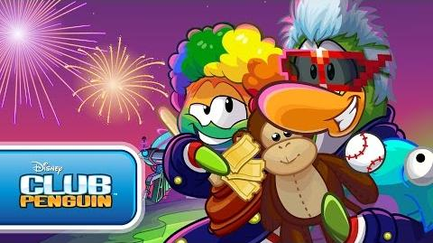 Club Penguin Sneak Peek - What's New at the Fair 2015
