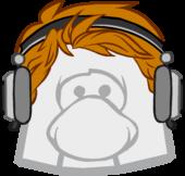 Redhead Headphones clothing icon ID 1759