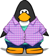 Back-to-School Outfit from a Player Card