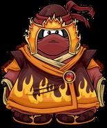 Fire ninja bg