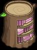 Stump Bookcase sprite 063