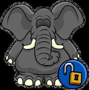 Elephant Costume unlockable icon