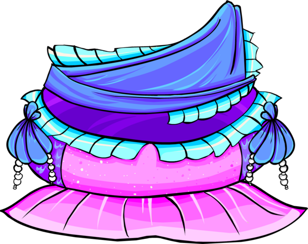 File:Blue Mermaid Costume icon.png