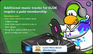 DJ3K Membership Error