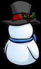 Top Hat Snowman sprite 006