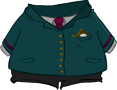 Holiday Conductor Uniform icon