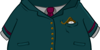 Holiday Conductor Uniform