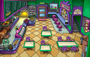 Puffle Party 2015 Coffee Shop