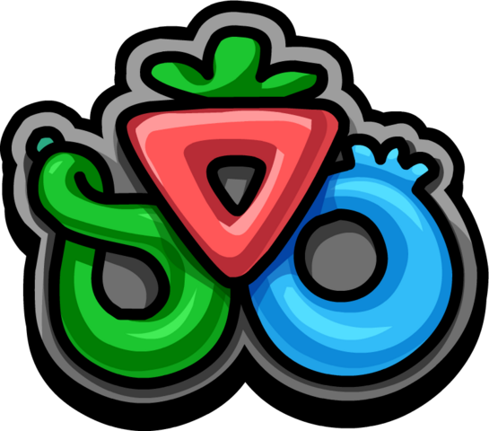 File:School & Skate Party Puffle Berry Mall Logo.png