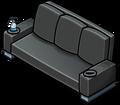 Black Designer Couch sprite 006