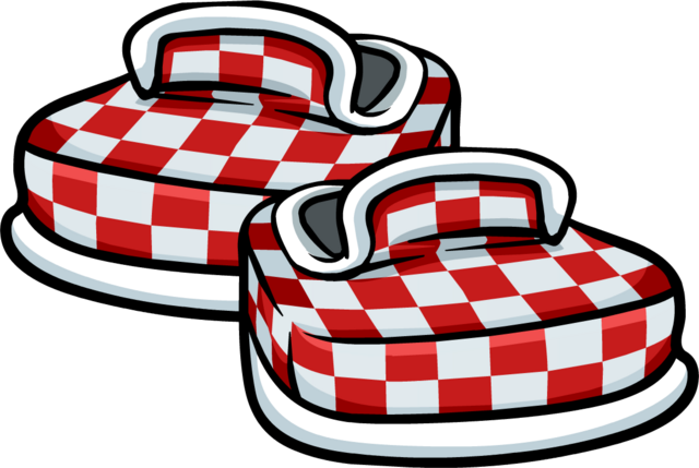 File:Red Checkered Shoes icon.png