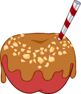 Caramel Apple Costume icon