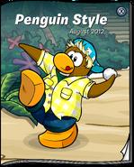 Penguin Style August 2012