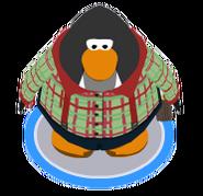 Reindeer Handler Uniform ingame