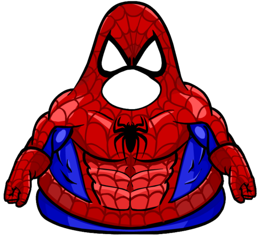 File:Spider-Man Bodysuit clothing icon ID 4626.png