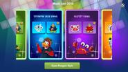 Music Jam 2016 app interface page 4