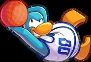 CPT 466 dodgeball penguin