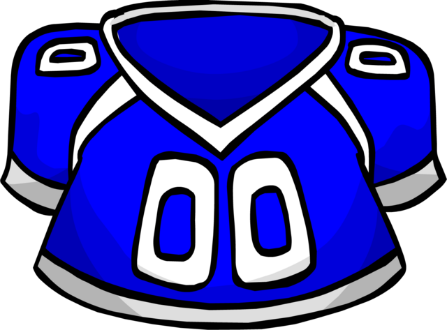 File:Blue Football Jersey clothing icon ID 720.png
