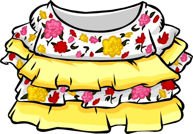 File:Yellow Fiesta Dress icon ID 4049.png