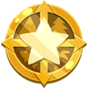 Decal Level Badge comm icon