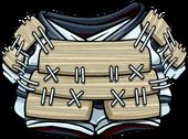Snow Training Plates clothing icon ID 4846