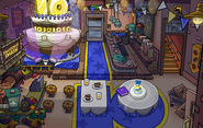 10th Anniversary Party Coffee Shop