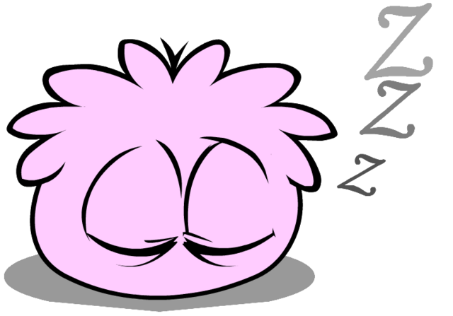 File:Pink Puffle Sleeping.png