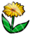 Spring Flower Pin icon