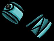 Ice Cap Cuffs clothing icon ID 5223
