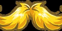 Goldstache