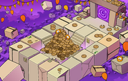 Puffle Party 2011 Box Dimension
