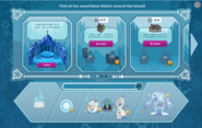 Frozen interface page 2