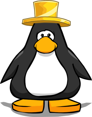 File:Gold Top Hat from a Player Card.png