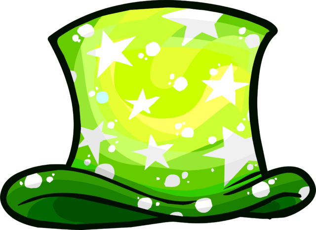 File:Green Cosmic Hat clothing icon ID 1179.png