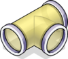 T-joint Puffle Tube sprite 010